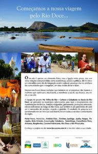 Lucca Cultura e Tecnologia - Na Trilha do Rio