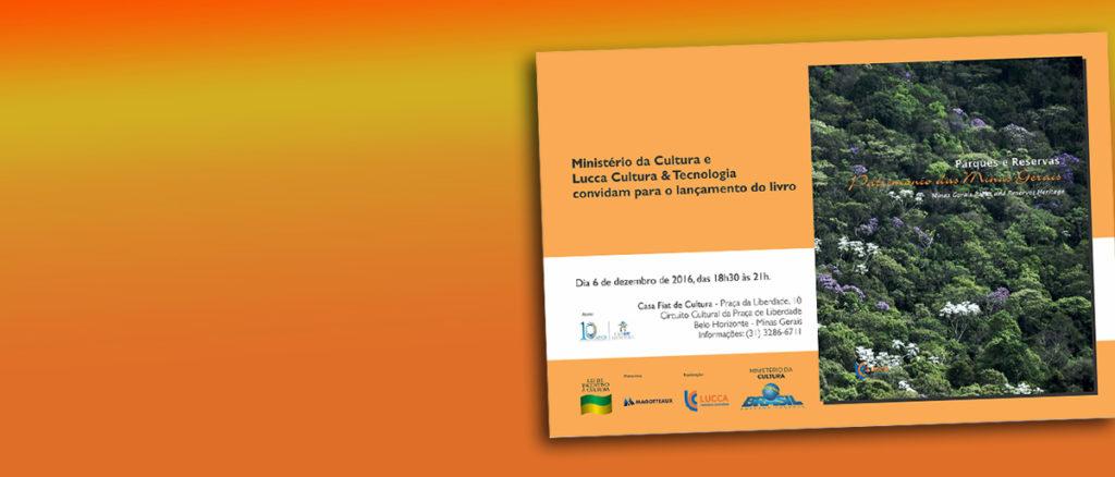Parques e Reservas - Convite - Lucca Cultura e Tecnologia