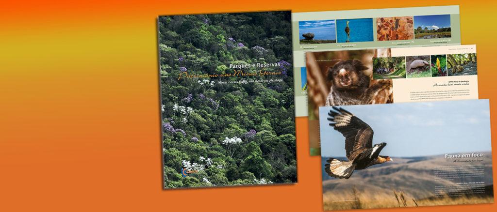 Lucca Cultura e Tecnologia - Livro Parques e Reservas
