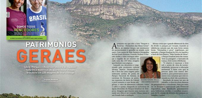 Revista Ecológico - Livro Parques e Reservas