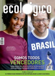 Revista Ecológico edição 94 - Livro Parques e Reservas