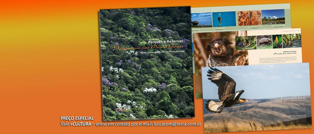 Parques e Reservas - o livro